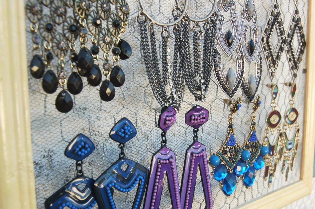 Organizing accessories || Organizando acessórios