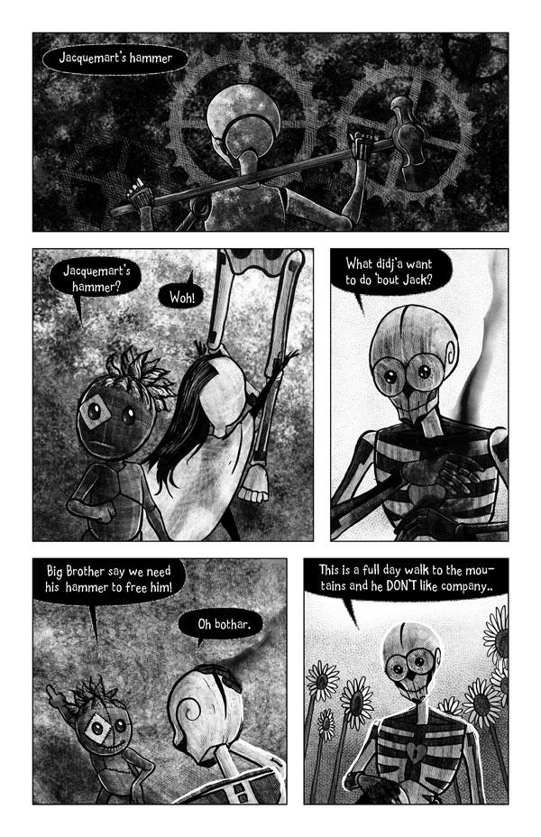 Living Dolls and Dead Men 13
