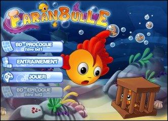Splashscreen : Faranbulle