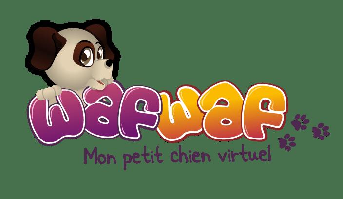 Wafwaf - Mon petit chien virtuel : Logo