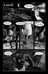 Ici Vont les Morts: Chapitre 1 page1