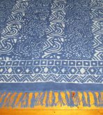 CARPET BAGRU HANDMADE INDIGO