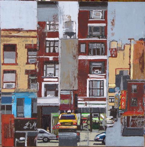 peintures new-york 2008