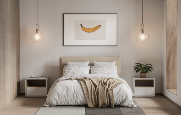 Banane poster A3