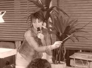 Conférence astrologie librairies astres 2003