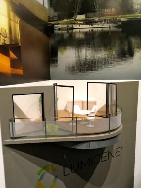 LUMICENE / espace fenêtre Bio-Climatique