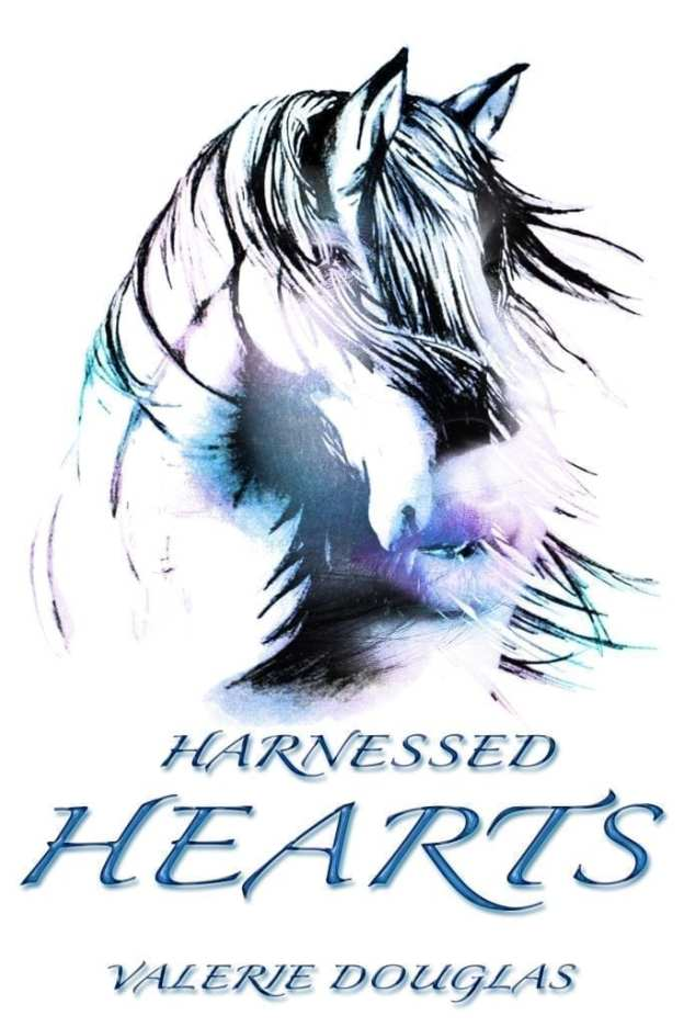 Book Cover: Harrnessed Hearts