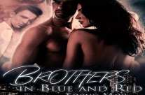 V. J. Devereaux New Release – Brothers in Blue and Red: Saving Maya