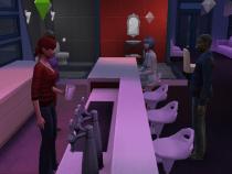 Ashton Serving Drinks