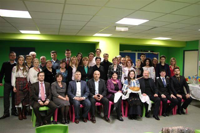 Întâlnirea deputaţilor delegaţi la APCE cu diaspora din Strasbourg