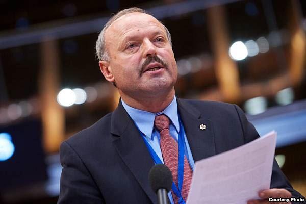 Primul discurs susţinut în limba rusă la APCE