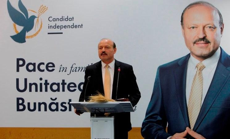 DISCURSUL de lansare în campania electorală pentru Prezidenţiale