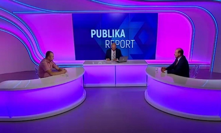 """Alegerile Parlamentare din Germania, în dezbatere la """"Publika Report"""""""