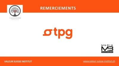 remerciement TPG