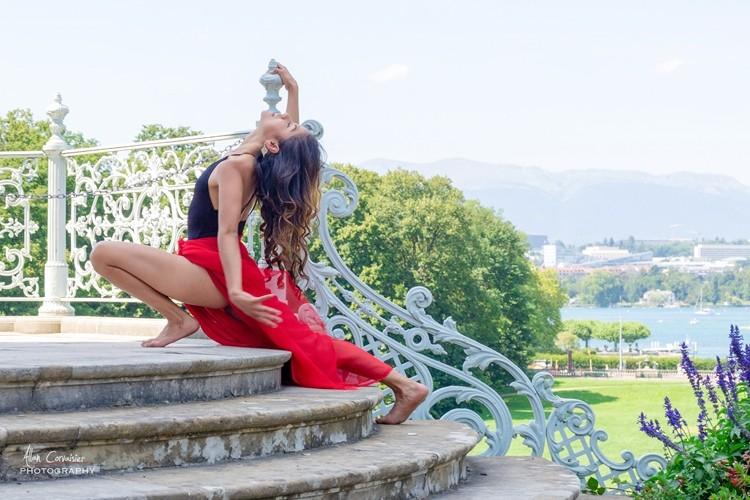 La danse est un élégant poëme