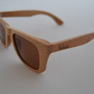 Valhalla wooden sunglasses