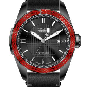 Orm Black/Red