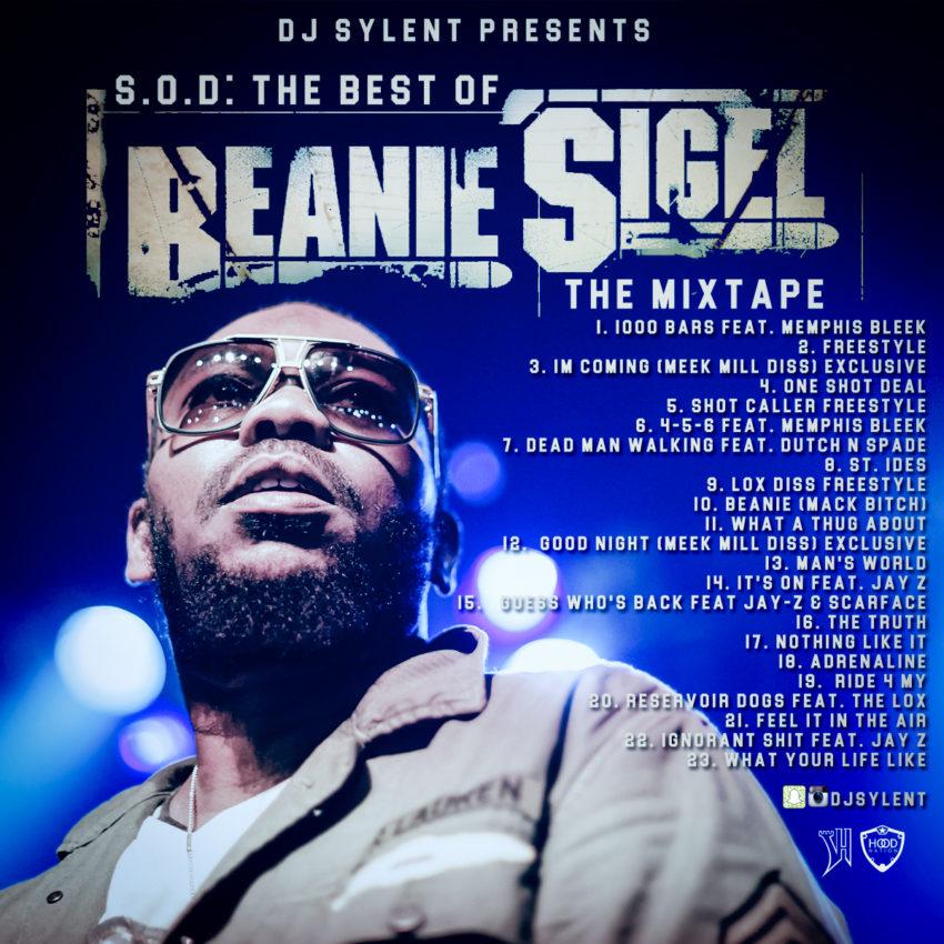 DJ Sylent SOD Best of Beanie Sigel