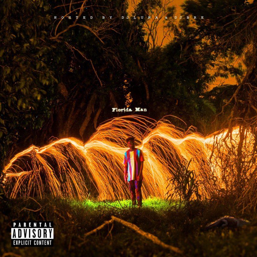 Sylvan LeCue Florida Man mixtape