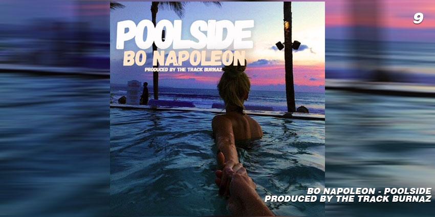 bo napoleon poolside