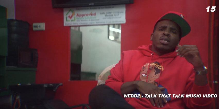 webbz talk that talk video unkle luc