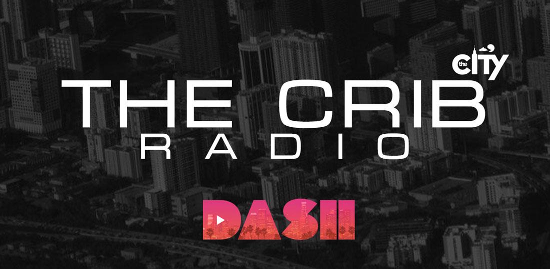 the crib radio on dash radio