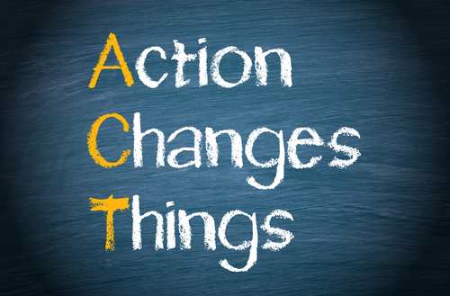 ACT: Action, Changes, Things