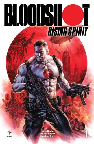 Image result for Bloodshot: Rising Spirit