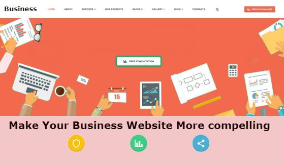Business Website Tips