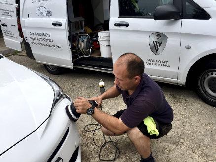 Machine Car Polishing