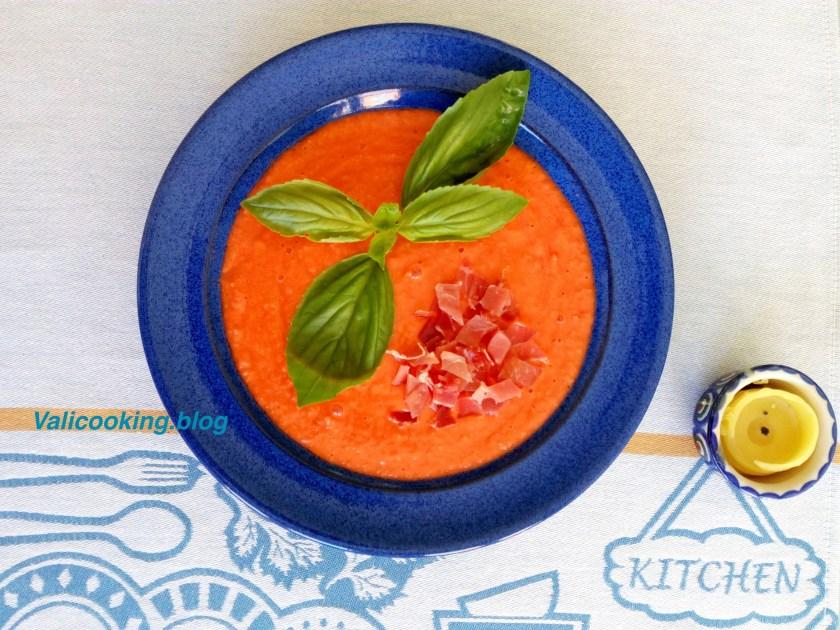 Spanish Soup Salmorejo