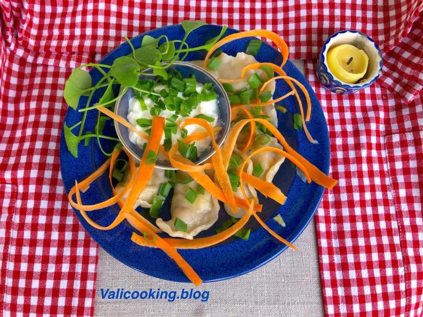Vareniki with Cabbage