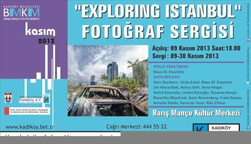 Ausstellung Istanbul