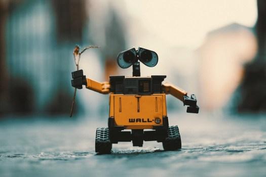 Kleiner Roboter