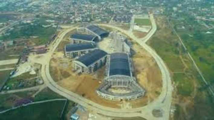 largest auditorium in nigeria