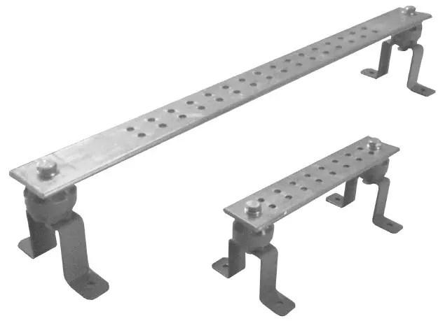 Two Grounding Bar Kits