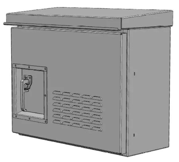 Specialty UPS Enclosure