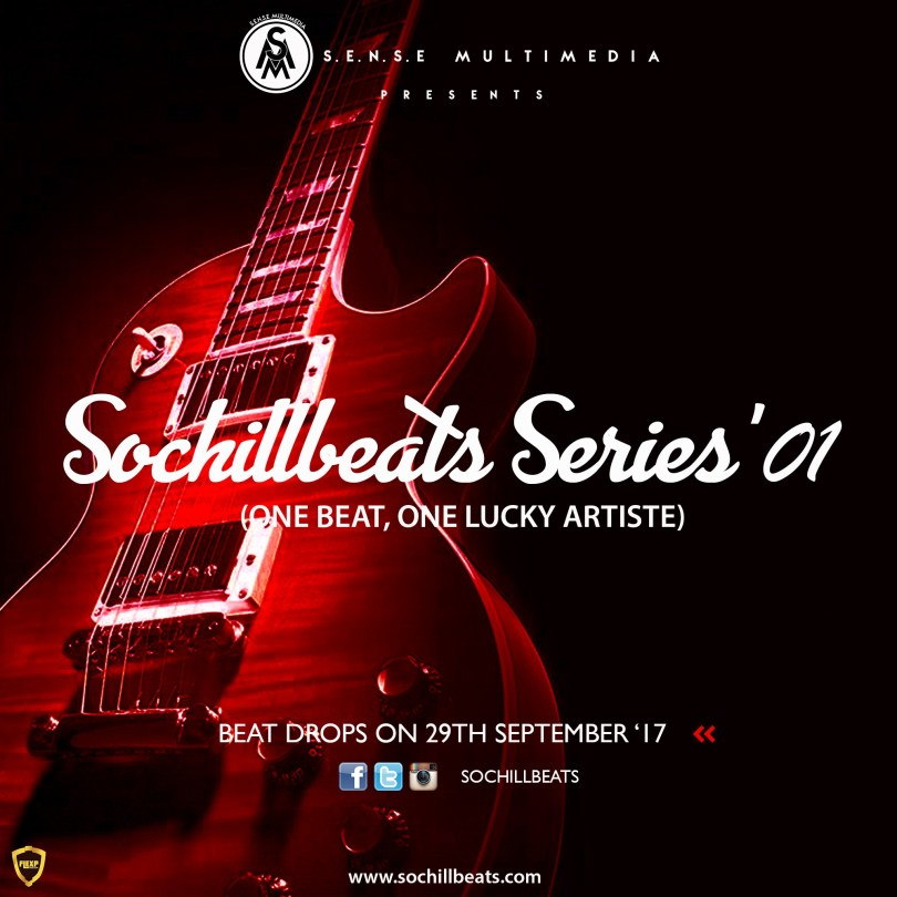 (FREEBEAT) SochiLLBeats – Series 01