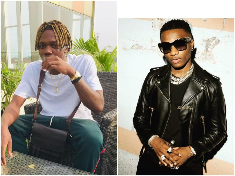 (GIST): The Song Wizkid Is About To Drop With Teni Belongs To Bad Boy JP