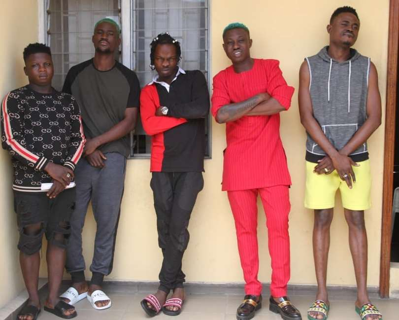 (NEWS): EFCC Releases Official Statement On Naira Marley Arrest