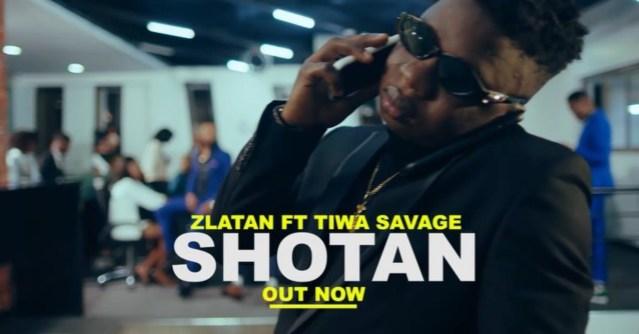 [LYRICS] Zlatan – Shotan ft. Tiwa Savage