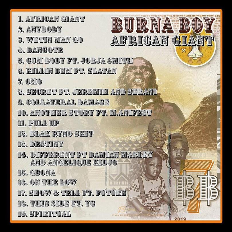 [INSTRUMENTAL] Burna Boy – Another Story ft. M.anifest (Prod. By Mykah)