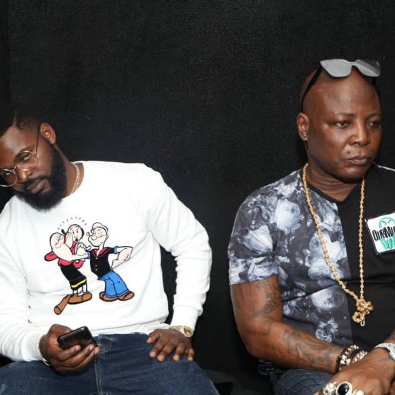 Charly Boy sets to collaborate with Falz on a hit song
