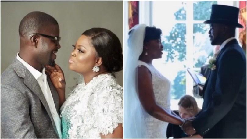 Funke Akindele and husband mark 3rd marriage anniversary
