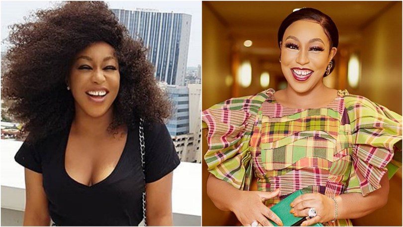 Check out the words of wisdom by Rita Dominic to her fans