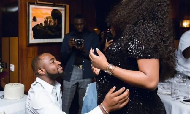 Davido and Chioma reveal the gender of their yet-to-born child
