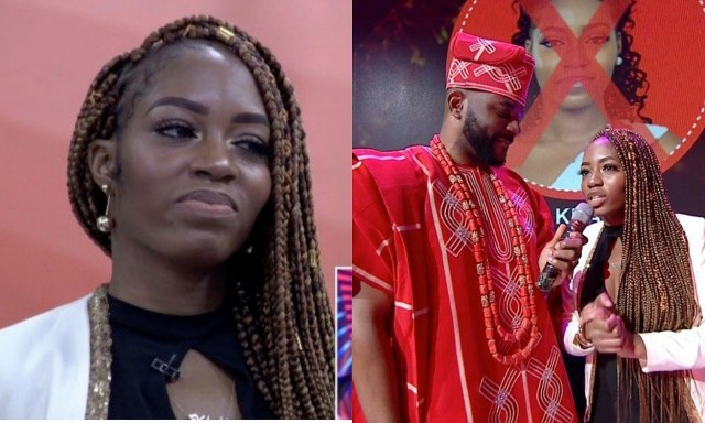 BBNaija 2019: It's end of the road for Khafi, she's evicted