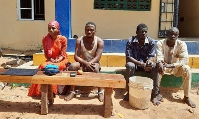Teenager kidnaps her cousin, demands for N6m ransom