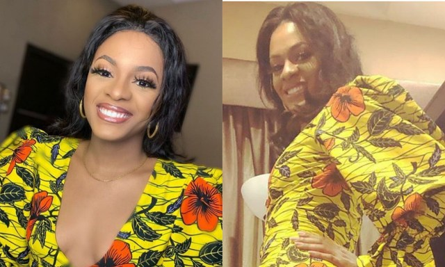 Say whatever you like about my little breast, I am beautiful – Reality star, Jackye tells haters