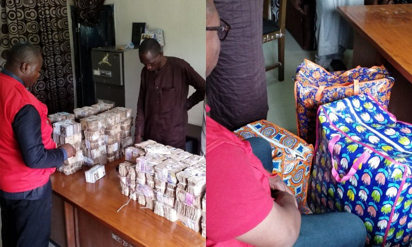 EFCC retrieves over N60m hidden in Zamfara INEC Office